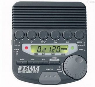 Digitales TAMA Rhythm Watch RW105 Metronom
