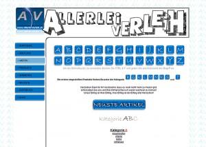 Allerlei Verleih ~ www.allerlei-verleih.ch