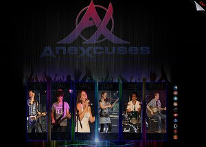 AneXcuses Band ~ www.anexcuses.ch