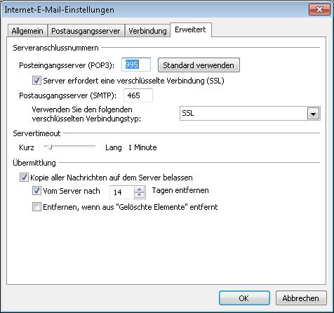 atmail-serveranschlussnummern-port