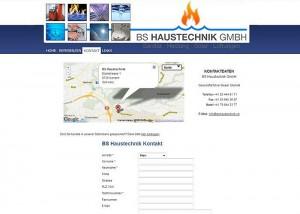 BS Haustechnik ~ www.bshaustechnik.ch