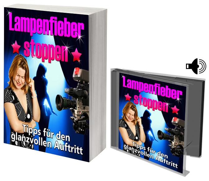 e-book cover lampenfieber stoppen 5082