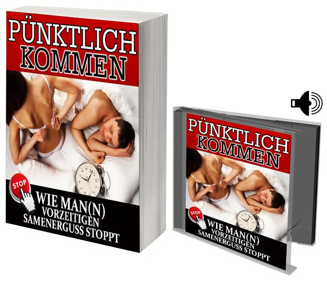e-book cover puenktlich kommen 6013