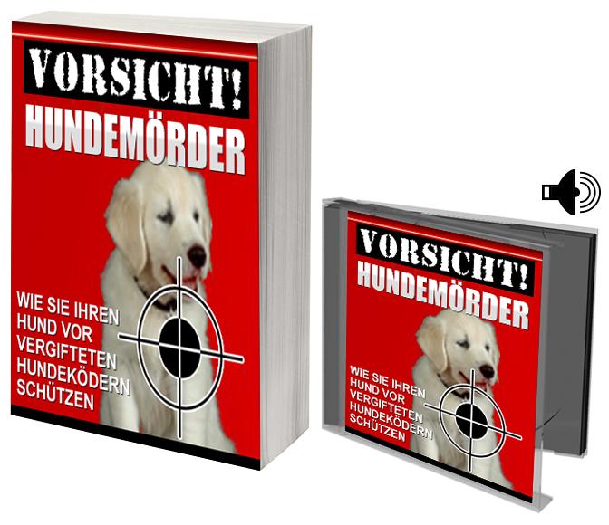 e-book cover vorsicht hunde mörder 5045