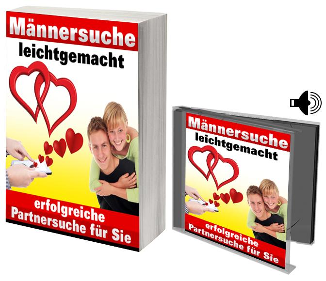 e-book cover männersuche 6025