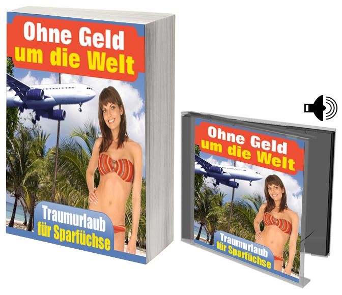 e-book cover Ohne Geld um die Welt 5013