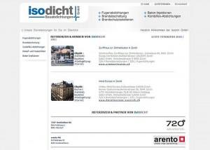 ISO Dicht GmbH ~ www.isodicht.ch