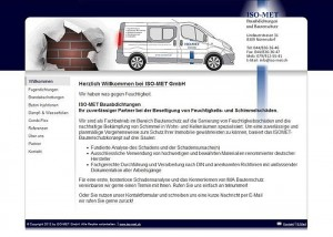 ISO-MET GmbH ~ www.iso-met.ch
