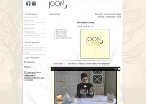 Joon Online Shop ~ www.joon.ch