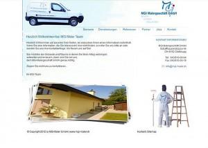 MGI Maler ~ www.mgi-maler.ch