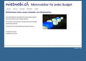 Miet Mobi ~ www.mietmobi.ch