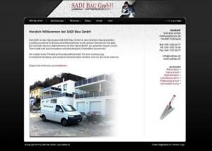 Sadi Bau GmbH ~ www.sadibau.ch